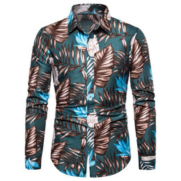 $enCountryForm.capitalKeyWord UK - 2019 Formal Shirts For Men Fashion Men Summer Bohe Linen Short Sleeve Shirt Basic Blouse Fit Slim Top camisas hombre manga