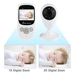 Color seCurity Camera night vision online shopping - 2 G Wireless Baby Sleep Monitor Surveillance Camera WayTalk Nanny Night Vision WIFI Video Security Camera Temperature Display