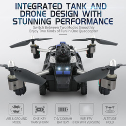$enCountryForm.capitalKeyWord UK - JJR C JJRC H40WH WIFI FPV With 720P HD Camera Altitude Air Land Mode RC Quadcopter Car Drone Helicopter Toys RTF VS H37 H36