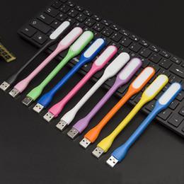 Neuheit Luminaria Mini-USB-LED-Buch-Leselampen Lampen-Nachtlicht für Kinder Schlafzimmer Laptop Notebook Nachtlese im Angebot