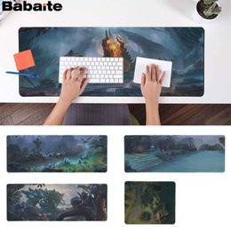 Free Pc Keyboard Mouse Australia - Babaite My Favorite data 2 map Rubber PC Computer Gaming mousepad Free Shipping Large Mouse Pad Keyboards Mat