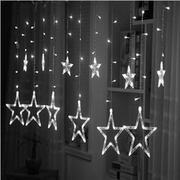$enCountryForm.capitalKeyWord Australia - SXI 8 Modes Controller Twinkle LED star curtain string lights for Wedding Party Home Garden Bedroom Outdoor Indoor Wall Decor