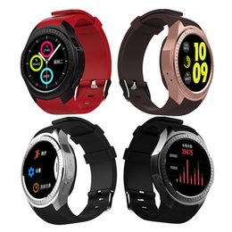 $enCountryForm.capitalKeyWord Australia - Fashion Bluetooth Smart Watch L1 Smartwatch sport watch For ios Android Phone GSM SIM Card heart rate monitor GPS smartwatch cellphone