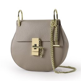 $enCountryForm.capitalKeyWord NZ - Summer chain Bags Genuine Leather Shoulder Bags Ladies Handbags Italian Design Women bag Messenger Bags Vintage Pig Totes