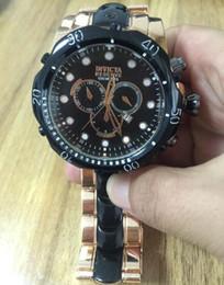 $enCountryForm.capitalKeyWord NZ - Classical style high quality Swiss brand INVICTA LOGO rotating dial outdoor sports Men's watch Tungsten steel quartz watch