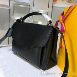 Leather Sling Bags Single Chain Australia - New calfskin chain envelope bag with one shoulder slung handbag flip cover single shoulder straddle chain bag women's bag