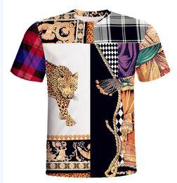 Sh faShion online shopping - The latest fashion hot sale style cotton brand logo printing T shirt high end clothing T shirt men s T shirt short sleeved quality T sh