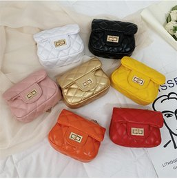 Chinese  New Children's PU Leather Bags Girl's Mini Purses Kid's Bag Kids Small Designer Shoulde Bags Women Mini Bag LE326 manufacturers