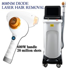 Machines hair salons use online shopping - Permanent Painless nm Diode Laser Hair Removal Machine nm Depilation Laser Permanent Hair Removal salon use beauty equipment