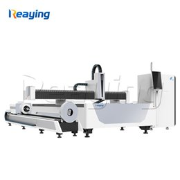 fiber cutter NZ - 1000W CNC fiber laser metal sheet pipe cutting machine 1300*2500mm with rotary attachment cutter machine