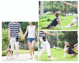 $enCountryForm.capitalKeyWord Australia - Pet Dog Puppy Snack Bag Waterproof Obedience Hands Free Agility Bait Food Training Treat Pouch Train Pouch