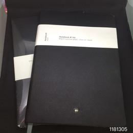 venda por atacado New A5 Notebook # 146 85g / m² papel premium em branco para Papelaria Criativa Escola de presente Suprimentos entrega gratuita