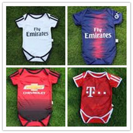 8a6b76164d6a7 BaBy footBall jerseys online shopping - 2018 Real Madrid baby Soccer  Jerseys Juventus club months short