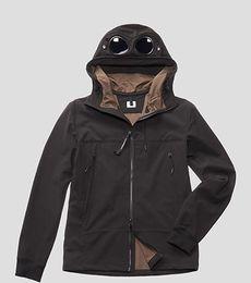 Опт CP. SHELL GOGGLE КУРТКА Горячие Продажа 100% Роскошная 3 Цвет Мужские куртки высокого качества бренда пальто Мода Люкс куртки Размер M --- XXL11