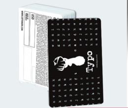 Rfid Print Australia - Full Color Printing MIFARE Classic 1K RFID Card PVC ID Cards