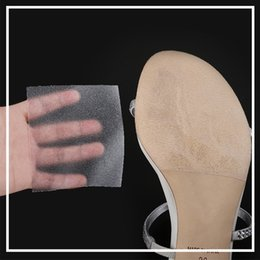 $enCountryForm.capitalKeyWord Australia - Self Adhesive Wear Resistant Ground Grips Shoes Transparent Sole Sticker Anti Slip Outsoles Protector Outdoor High Heels