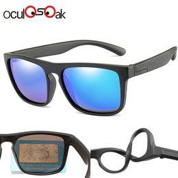 2be3b2010d3b Plank Boy Australia - Children Square Polarized Sunglasses Kids Silicone  Safe Tr90 Sun Glasses Girls Boys
