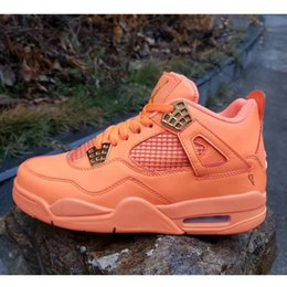 942ebf67eb Buy Rubbers Australia - Buy Mens designer sneakers basketball shoes 4 4s j4  fashion sports shoes