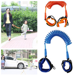 leash children 2019 - new Children Anti Lost Strap 1.5M Kids Safety Wristband Wrist Baby Walking Wings Leash Strap Bracelet Baby Wrist Leash W