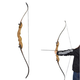 $enCountryForm.capitalKeyWord Australia - 40 LBS Recurve Bow 60-inch Wooden Take Down Recurve Bow Archery Hunting Wooden Riser Right Hand Target Practice Longbow For Hunting