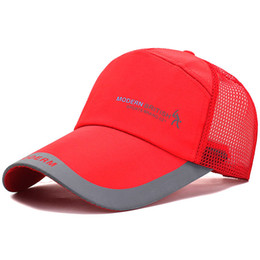 $enCountryForm.capitalKeyWord UK - New outdoor fashion men's hat summer middle-aged wild casual sun protection baseball cap sunshade net cap