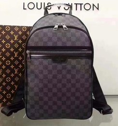 Styles Backpacks Australia - U6126LOUIS VUITTON 58024 famous brand backpack style bag quality MICHAEL 00 KOR for girls women luxury designer shoulder tote purse louis