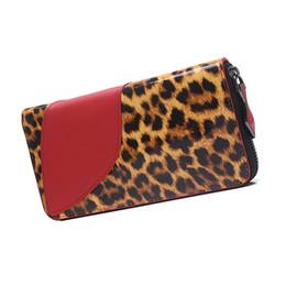 Zipper Spikes Australia - Designer Patter Luxury Handbags purses for women ladies Fashion Clutch Bags Zipper Leather with spike rivet Party Sac à main designer wallet