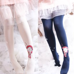 93938ae1549 Japanese Lolita and Fashion Printed Pantyhose