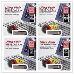 $enCountryForm.capitalKeyWord Australia - 2019 Hot Selling Metal Bar 32GB 64GB 128GB Metal Ultra Flair USB 3.0 2.0 Flash Drive High Performance up to 150MB S