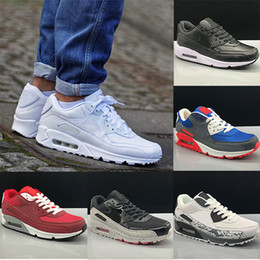 Wholesale Mens Shoes classic Men and woman Shoes Black Red White Trainer Soft Cushion Surface Breathable Casual Shoes