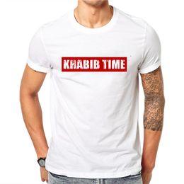 acd9eaffa5a MMa t shirts online shopping - good quality Khabib Nurmagomedov T Shirts  Men Mma Russian The