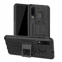 $enCountryForm.capitalKeyWord Australia - 6.4 inch For Samsung Galaxy A50 Case Heavy Duty Armor Shockproof Hybrid Hard Soft Silicone Rugged Rubber Phone Case Cover