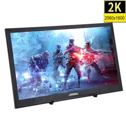 """$enCountryForm.capitalKeyWord Australia - 10.1"""" 2K 2560*1600 IPS Touch Screen Portable 12.5mm LED LCD Tablet Computer Display with 2 Mini HDMI for PS3 4 Gaming Monitor"""