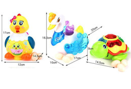 $enCountryForm.capitalKeyWord Australia - Children Kids Electronic Toys Pets Automatically Electronic Lay Eggs Toys for Girls Boys Turtles Swan and Chicken Kids Gift