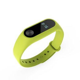 Wholesale Colorful Silicone Wrist Strap Belt Bracelet Alternative Accessories for Miband Xiaomi Mi Band FS99
