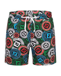 $enCountryForm.capitalKeyWord UK - 2019 Charming Mens Swimwear Swim Shorts Park Beach Board Shorts Swimming Pants Swimsuits Mens brand Running Sports Medusa Surffing Shorts