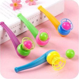 blow ball toy NZ - Suspension ball balance blow toy children's classic toy magic balance blow ball suspension toy.#ttf