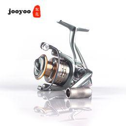 $enCountryForm.capitalKeyWord Australia - Metal Spool Spinning Spinning Type 2000 3000 4000 Series 5.2:1 Fishing Reel 12+1 BB Wheel Gear Ratio Knob Handle Right Left Hand