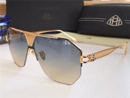 47adebf21fba Maybach sunglasses online shopping - Top luxury men glasses THE brand  Maybach designer sunglasses square K