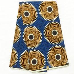 Cheap Fabric Wholesalers Australia - ankara fabrics latest cheap tissu wax africain 2019 african wax prints fabric high quality cotton african fabric for party dress