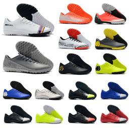 $enCountryForm.capitalKeyWord Australia - Hot Mercurial VAPORX XII 12 CLUB TF Turf Indoor Mens CR7 Cristiano Ronaldo Neymar Soccer Football Shoes Cleats Boots Size 39-45