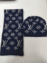 suit scarves men 2019 - Knitted Hat 2019 Winter For Men Beanies Peaked Yarn Blending Black Fashion Scarf Suit cheap suit scarves men