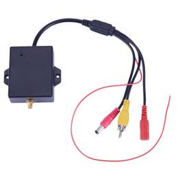 China Wireless WiFi Module Reversing Camera AV Steering Car Rear View supplier reverse module suppliers