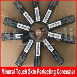 $enCountryForm.capitalKeyWord Australia - Face Makeup Liquid Foundation Mineral Touch Skin Perfecting Concealer Cream BB Cream Makeup Natural Face Cosmetics 10 Colors
