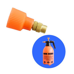 3l bottle water Australia - 3L Orange Disinfectant Empty Spray Bottle Mist Water Alcohol Dispenser Sprayer T4MB