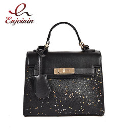 Trendy women s messenger bags online shopping - Trendy Fashion Star Sequins Classic Style Pu Leather Womens Tote Crossbody Messenger Bag Shoulder Bag Lady Handbag Purse