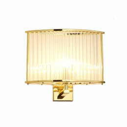 $enCountryForm.capitalKeyWord UK - Simple style crystal wall light modern wall lamps chrome gold wall lighting for home
