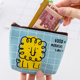 $enCountryForm.capitalKeyWord Australia - designer coin purse key pouch Portable Exquisite Print Mini Canvas Storage Bag Zipper Coin Purse Card Key Wallet Children Gifts