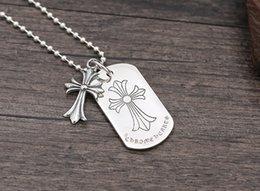 Pendants Crosses Australia - 925 sterling silver vintage jewelryantique silver hand-made designer nice crosses pendants no chain K3737