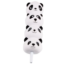 $enCountryForm.capitalKeyWord NZ - Pen Cover Squishy Panda Cat Ice Cream Super Soft Pu Slow Rising Toys With Pen For Kids Gifts